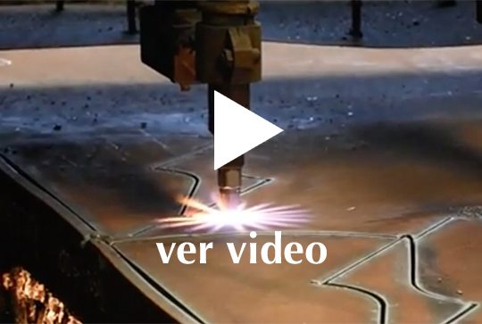 Servicios Tapasa chapa ver video oxicorte