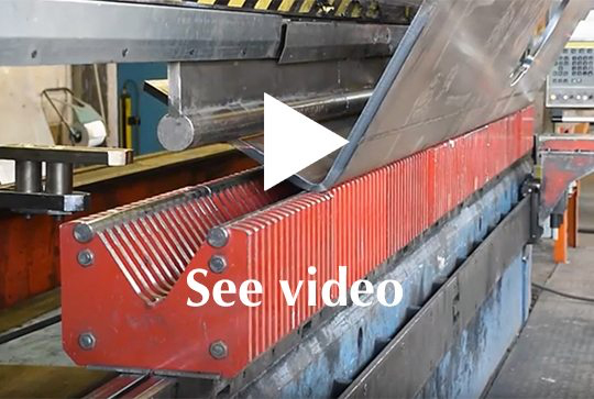 see video folding service