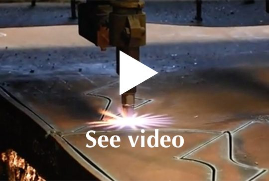 See video oxyacetylene cutting service